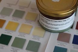BUYSE PAINTINGS buyse paintings 234 houtwerk kaleien schilder oudenaarde deinze merelbeke kleur kleuren 123